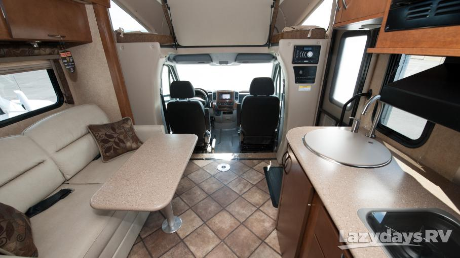 2014 Thor Motor Coach Four Winds Siesta Sprinter 24SR
