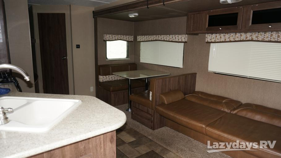 2015 Coleman Expedition 262BH