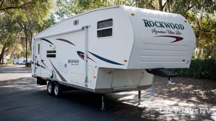 2007 Rockwood Signature Ultra Lite 8283SS