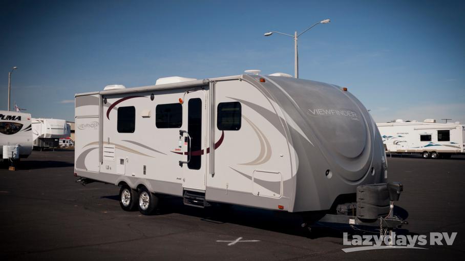 2012 Cruiser RV View Finder 24SD