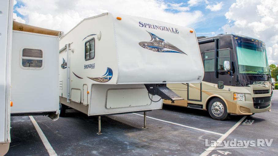 2010 Keystone RV Springdale 279 FWRL-SSR