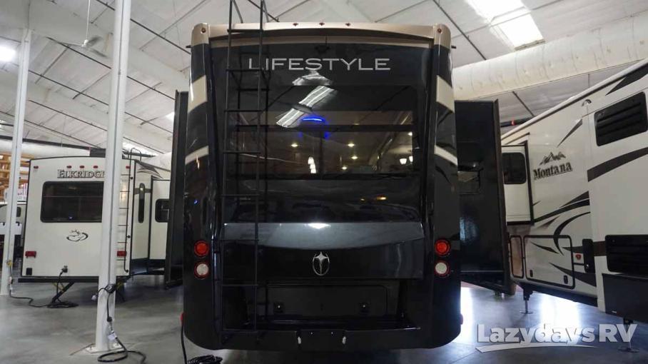 2015 Lifestyle Lifestyle LS38RS