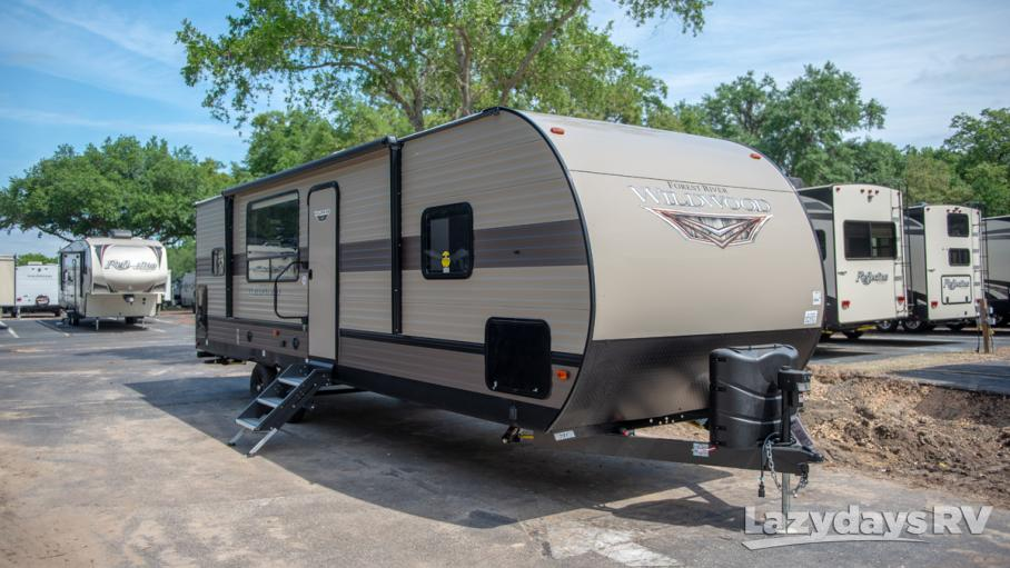 2019 Forest River Wildwood 27RKS