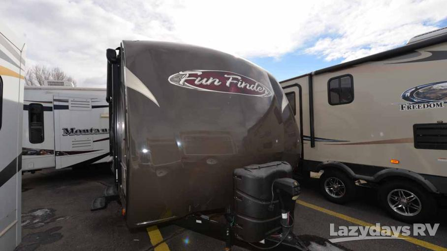 2015 Cruiser RV Fun Finder 210UDS
