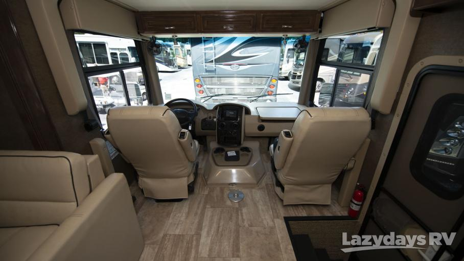 2017 Thor Motor Coach Challenger 37YT