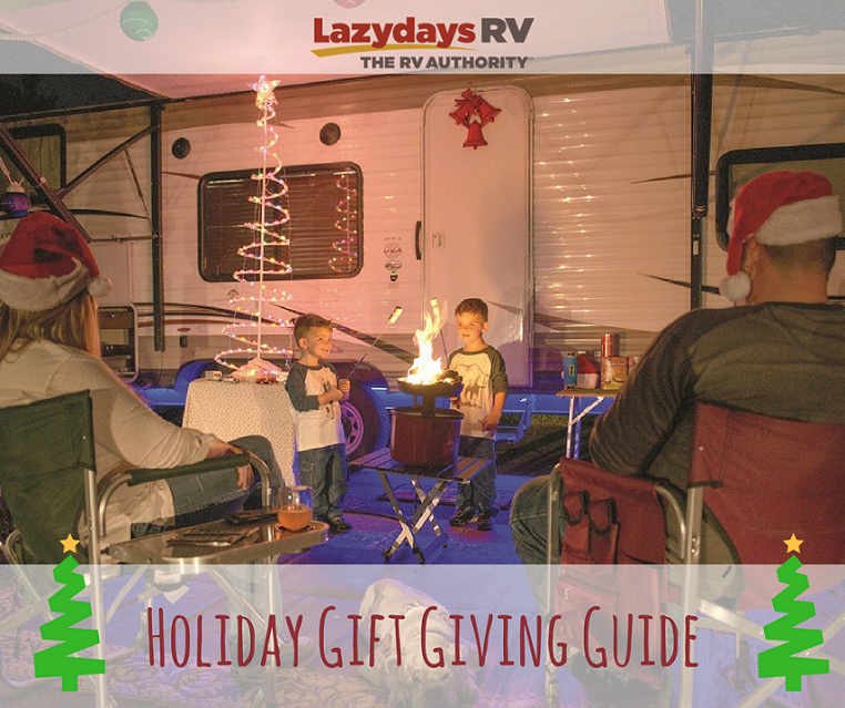 Lazydays RV Black Friday Holiday Gift Guide