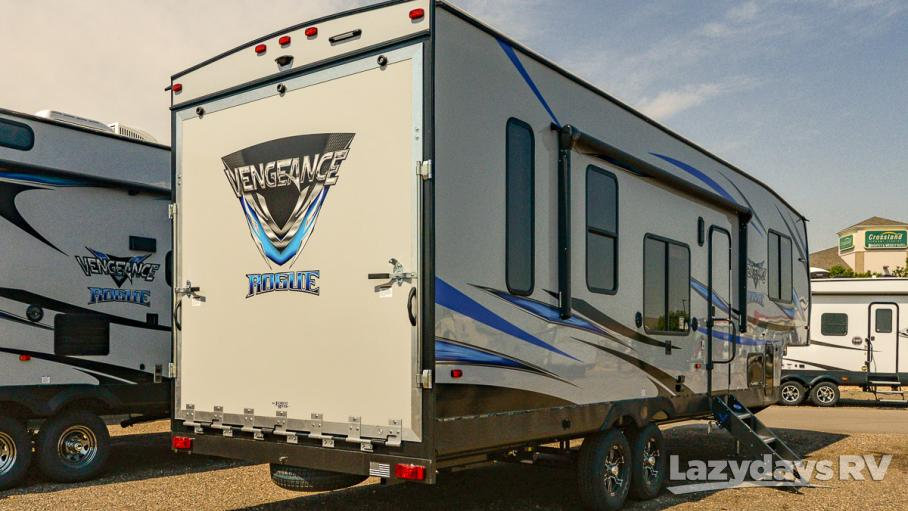 2019 Forest River Vengeance 295A18