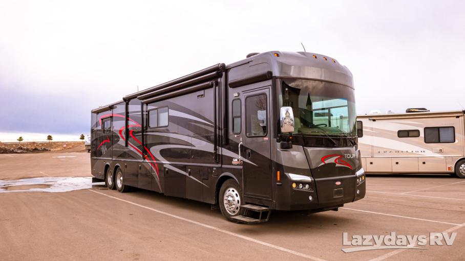 2010 Winnebago Tour