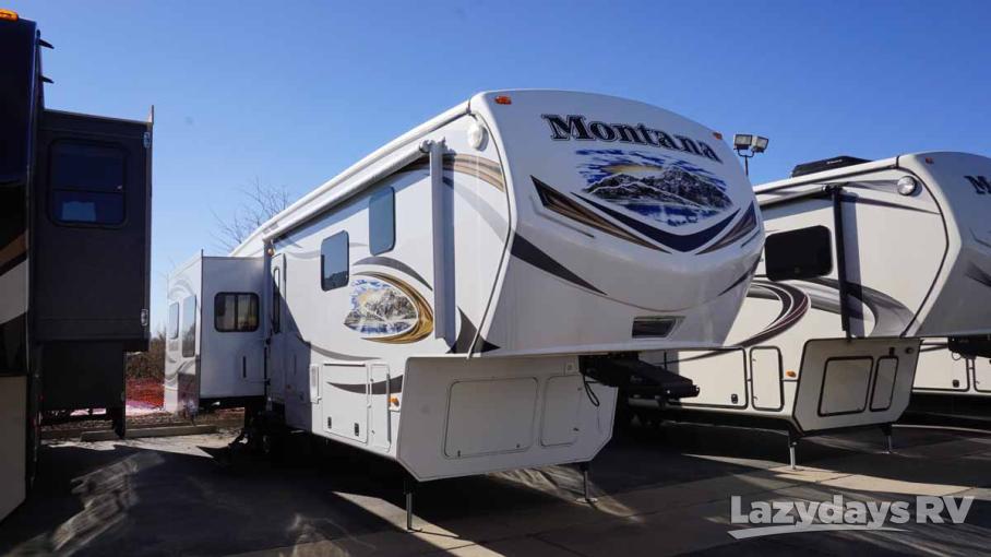 2013 Keystone RV Montana 3900FB