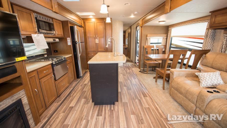 2016 Open Range Mesa Ridge MR323RLS