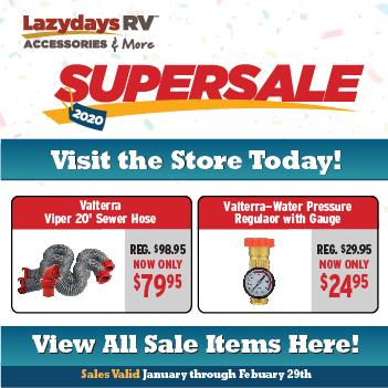 RV Awnings & Shades | Lazydays RV