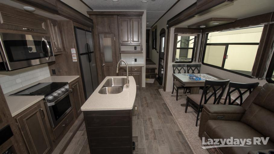 2019 Keystone RV Montana High Country 384BR