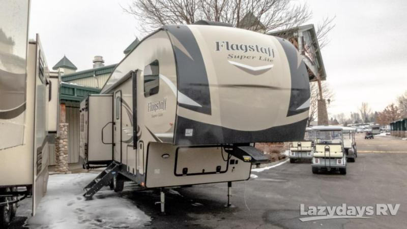2019 Forest River Flagstaff Super Lite