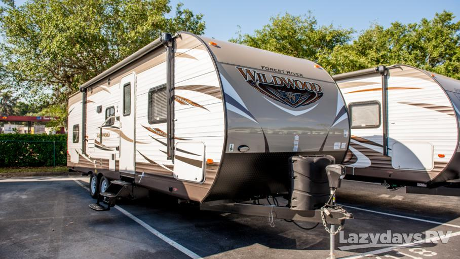 2017 Forest River Wildwood 28DBUD