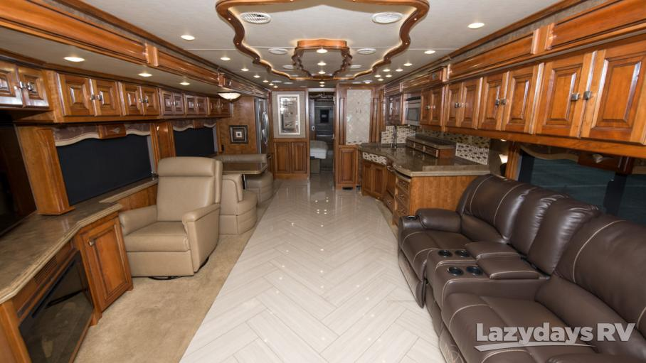 2015 Tiffin Motorhomes Allegro Bus 45LP