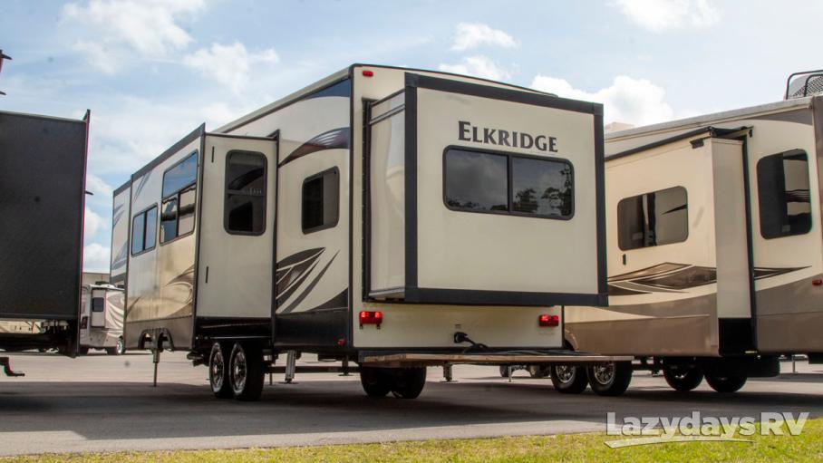 2017 Heartland Elkridge 33RSR