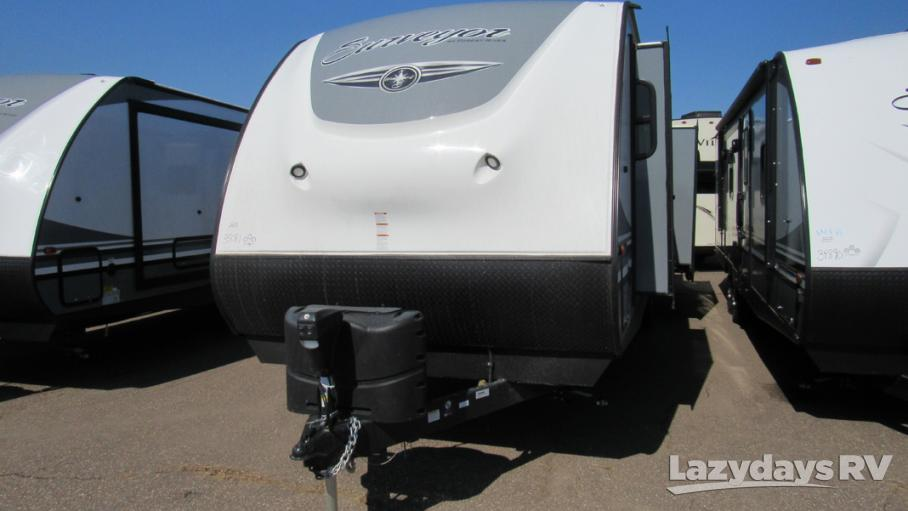 2018 Forest River Surveyor 33KRLOK