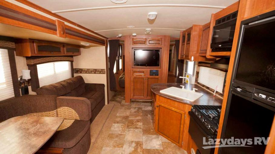 2014 Jayco White Hawk 31DSLB