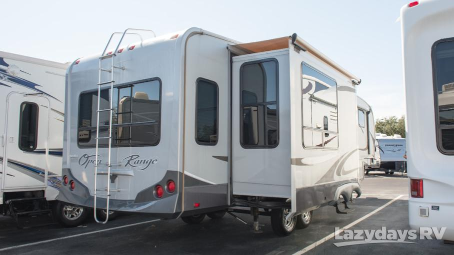 2010 Open Range Open Range 5th 345RLS