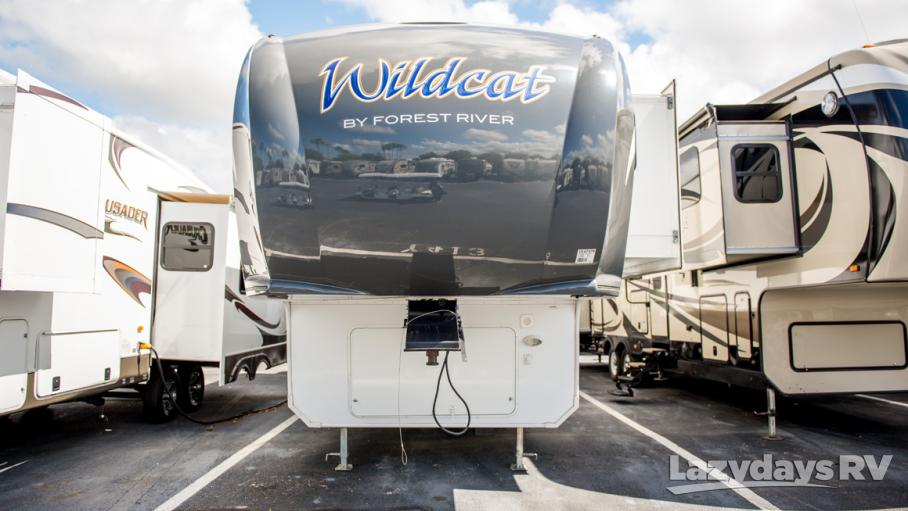 2014 Forest River Wildcat 327CK