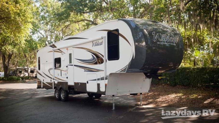 2014 Forest River Wildcat 317RL