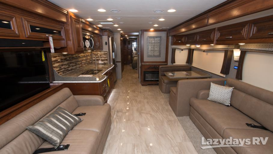 2019 Forest River Berkshire XLT 43B-450