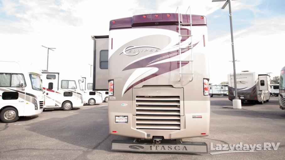 2008 Itasca Ellipse Ultra 40FD