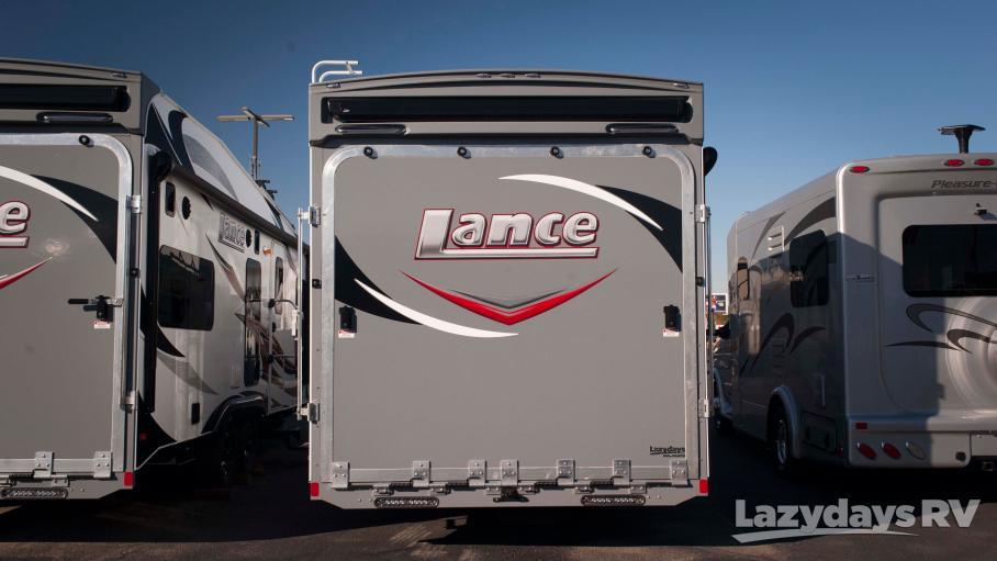 2015 Lance Lance Toy Hauler