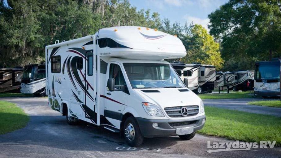 2012 Fleetwood RV Tioga Ranger (D) 24L