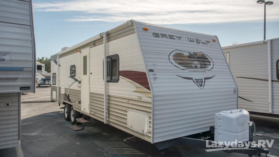2010 Forest River Cherokee Gray Wolf 28BHKS