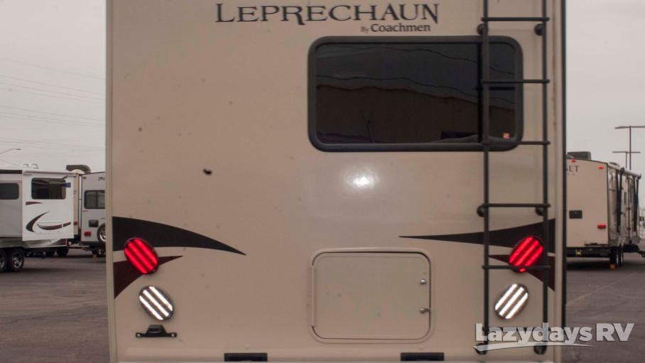 2018 Coachmen Leprechaun 200CBT