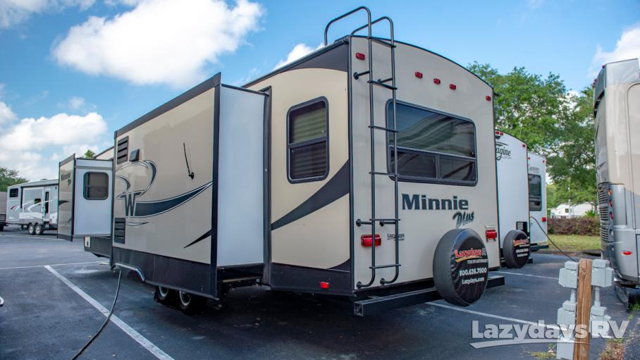 2019 Winnebago Minnie Plus 30RLSS