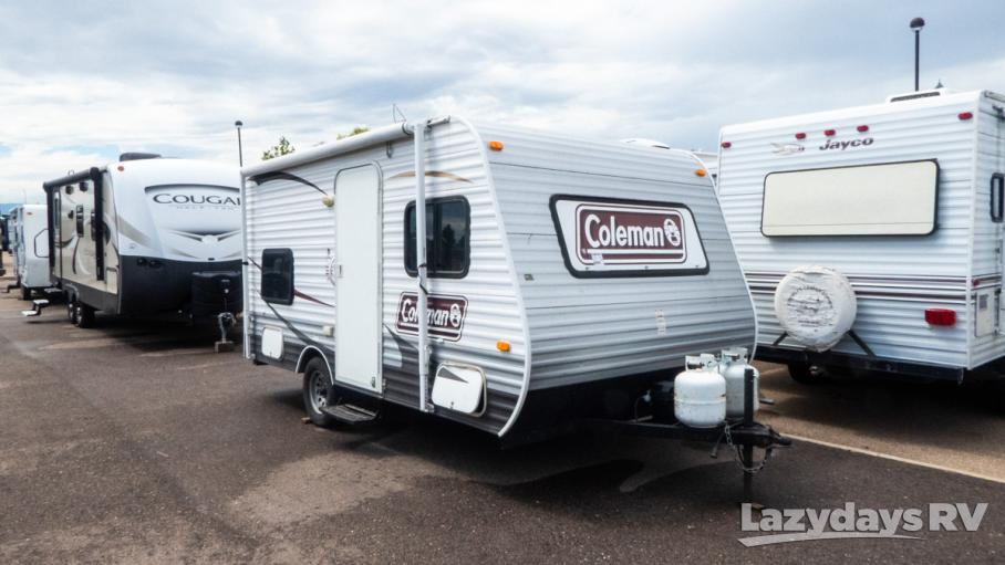 2014 Dutchmen Coleman Expedition 15BH