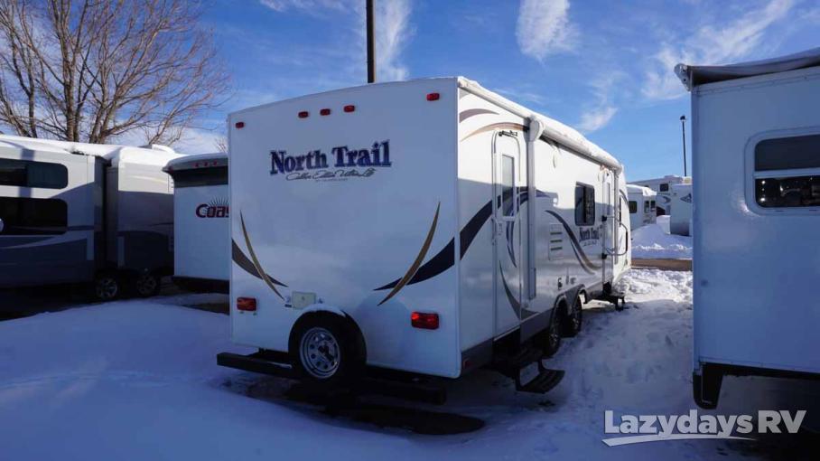2014 Heartland North Trail 28BRS