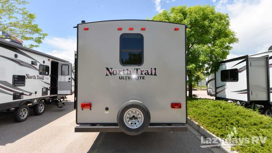 2017 Heartland North Trail 22FBS
