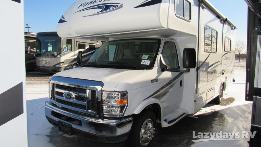 2019 Forest River Forester 2421MS