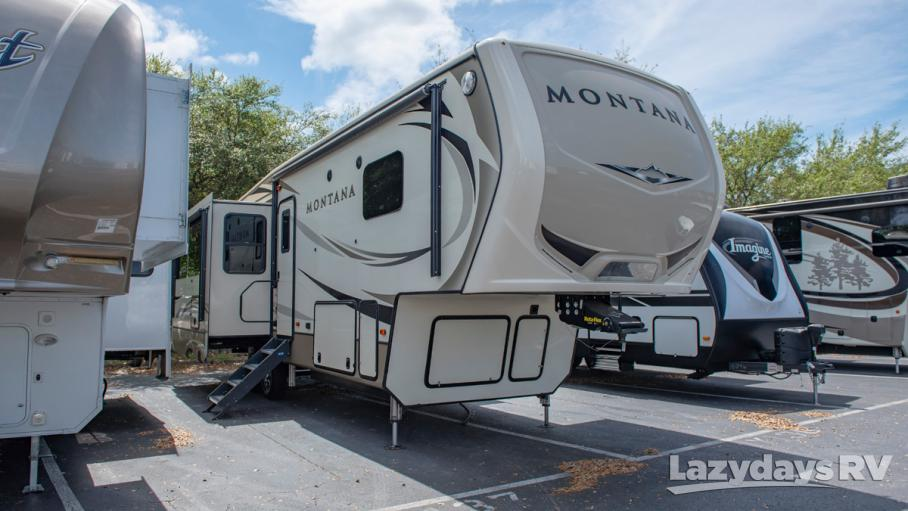 2018 Keystone RV Montana 3120RL