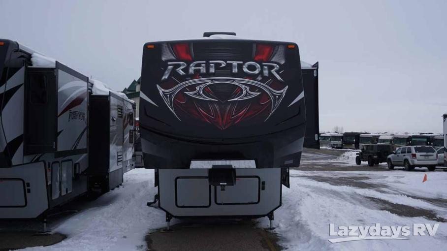 2016 Keystone RV Raptor 352TS