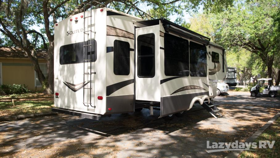 2018 Grand Design  Solitude 310GK-R