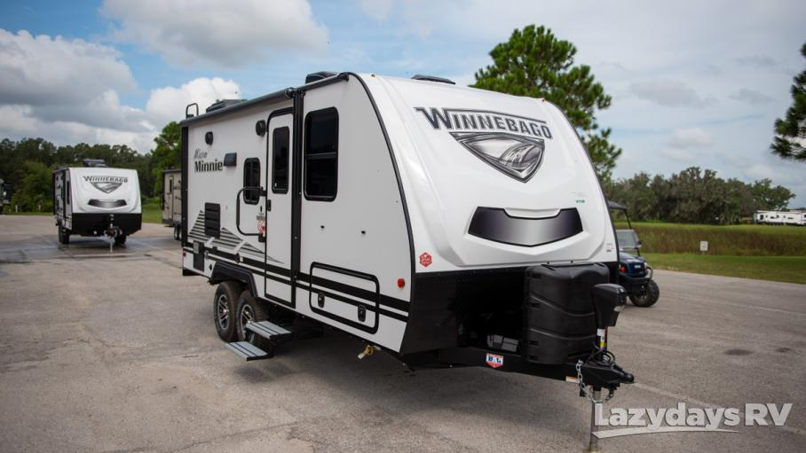 Minnie Winnie Travel Trailer >> Winnebago Micro Minnie Compact Camper Trailers Lazydays