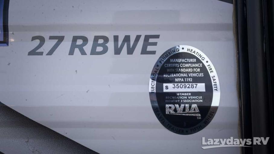 2014 Keystone RV Hideout 27RBWE
