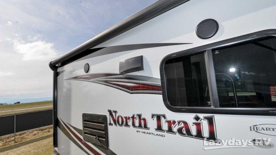 2017 Heartland North Trail 21FBS