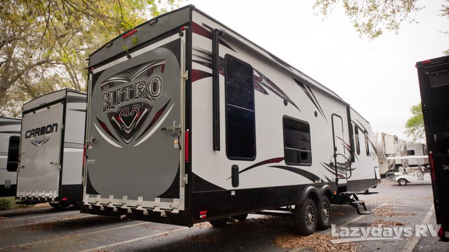 2015 Forest River XLR Nitro 28TQDL