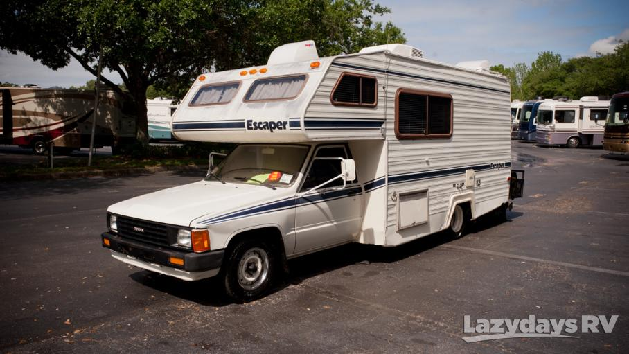 1986 Toyota Escaper 20'