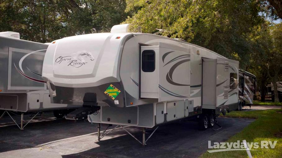 2011 Open Range Open Range 5th 345RLS