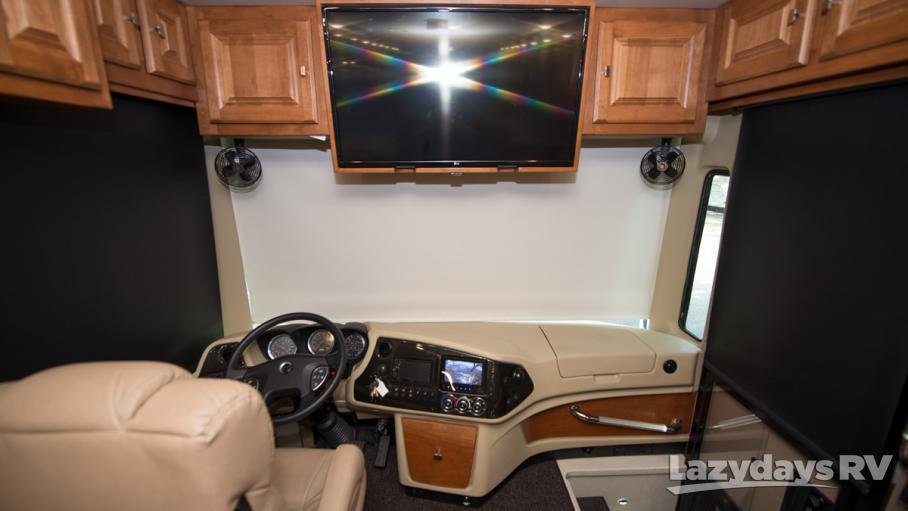 2017 Tiffin Motorhomes Phaeton 40QBH