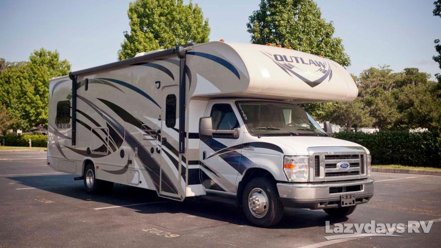 2015 Thor Motor Coach Outlaw C 29H