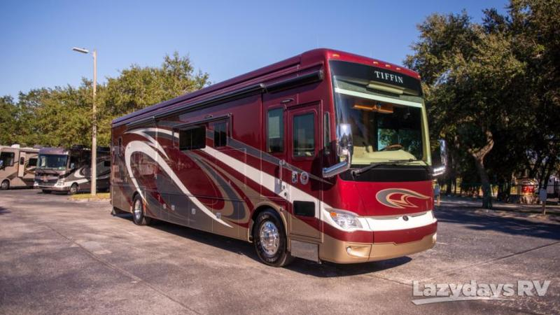 2018 Tiffin Motorhomes Allegro Bus