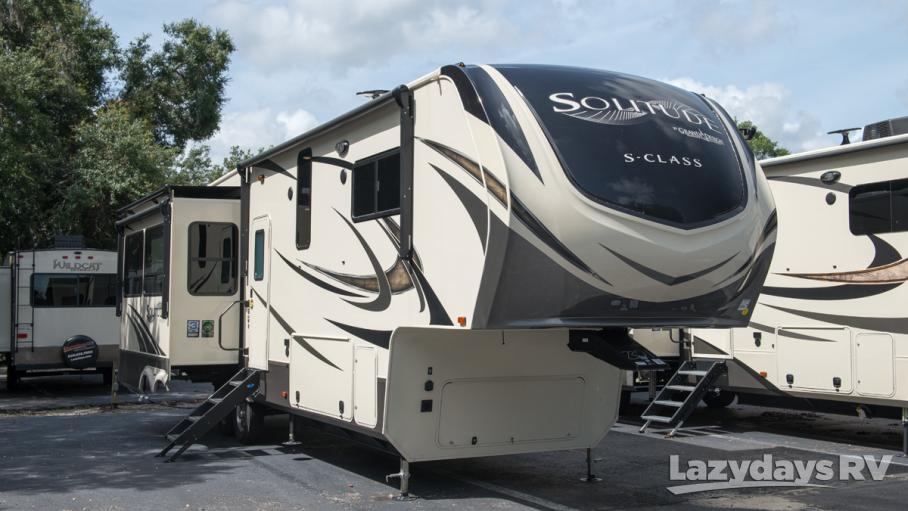2019 Grand Design Solitude S-Class 3350RL