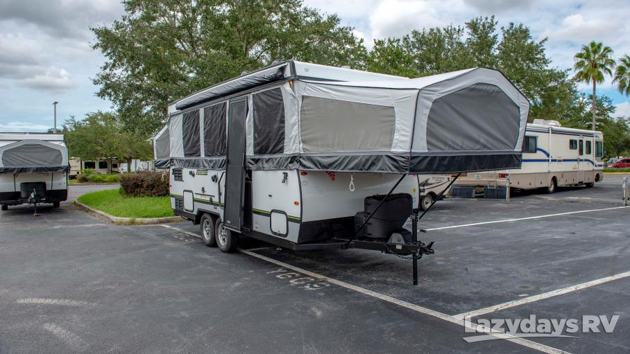 2019 Forest River Rockwood Premier High Wall HW296